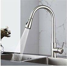 VENTCY Wasserhahn Küche ausziehbar Küchenarmatur
