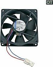 Ventilator 1,1 Watt, 12 Volt fürs Kühlabteil