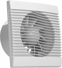 Ventilator Badlüfter Wandventilator Lüfter Ø 100 , 120 , 150 mit Nachlaufrelais ,Timer , WC Bad Küche , AirRoxy pRim (Ø 150)