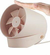 Ventilator Lüfter Mini-Ventilator Desktop Tisch