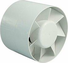 Ventilator MC D= 125 E C20 Rohreinschub Ø125, Be- Entlüftung