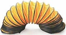 Ventilator - Schlauch 5M für Bautrockner Axial -