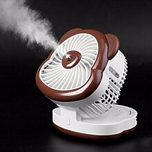 Ventilator USB Mini - Fan - Spray Kühlung