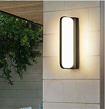 Verbesserte Outdoor LED Wand-Satz-Leuchten Rost