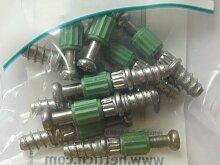 Verbinder für Verbindungsbeschläge, ø 5 mm, Metall, 10 Stück, 62493