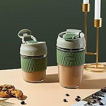 Verbrühungsschutz Kaffeebecher Büro Glas