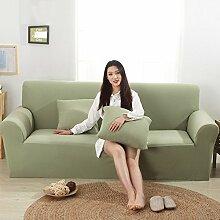 VERCART Abdeckung Sofa Lounge Abdeckung Extensible United Color 4 Plätze 235-300CM