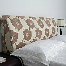 VERCART Wedge Pillow Bed Wedge Pillow Sofa Rückenlehne Kopfkissen, Keilkissen,Rückenkissen, Fernsehkissen, Ergokissen Weich Lesekissen Stützkissen Bettkissen Mischfarbe 120x50x10cm