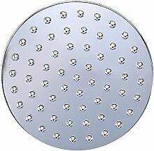 Verchromter 6-Zoll-Duschkopf Duschzubehör für
