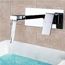 Verdeckte Thermostat Wasserhahn Bad Wasserhahn
