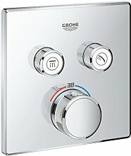 Verdeckter Thermostat mit GRT Smart Control Grohe