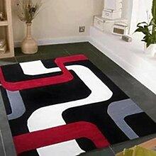 Verdicken Acryl Teppich Bett vorne Wohnzimmer Schlafzimmer Teppich Kaffetisch Badezimmer Sofa Teppich Türmatten , G , 1.2*1.7