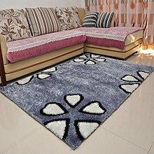 Verdicken Heller Draht Teppich Wohnzimmer Teppich Schlafzimmer Küche Korridor Zuhause Teppich Kaffetisch Teppich , G , 70*1.4cm