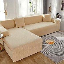 Verdicken Sie sofabezug ecksofa l form,Stretch