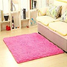 verdickt/Wohnzimmer Couchtisch Bett Sofa-Schlafzimmer Teppich-F 140x200cm(55x79inch)