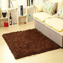 verdickt/Wohnzimmer Couchtisch Bett Sofa-Schlafzimmer Teppich-D 160x230cm(63x91inch)