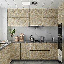 Verdickung Marmortapete Selbstklebende Küche