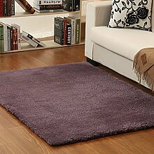Verdickung Teppich Wohnzimmer Couchtisch Sofa/ Schlafzimmer Terrasse Küche Teppich-F 100x160cm(39x63inch)