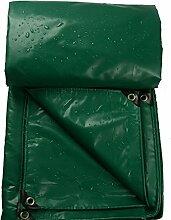 Verdickungs-Polyvinylchlorid-doppelseitiger Regen-Versiegelungs-Riss-Widerstand Anti-Sun-Markisen-LKW-Überdachungs-Stoff, 420g/m², Stärke 0.4mm, (Größe: 5 * 7m)