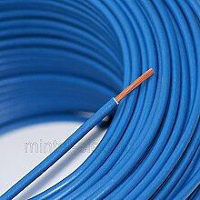 Verdrahtungsleitung H07V-K 10 mm² blau