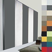 fl chenvorhang blickdicht g nstig online kaufen lionshome. Black Bedroom Furniture Sets. Home Design Ideas