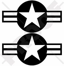 VEREINIGTE STAATEN US Luftwaffe Rondelle USAF