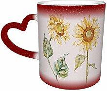 Verführerische Sonnenblumen Summer Starry Sky