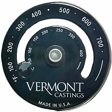 Vermont Castings magnetisch Holzofen Thermometer