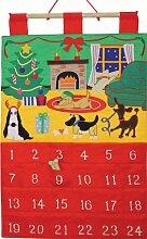 Vermont Christmas Company Adventskalender aus
