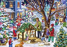 Vermont Christmas Company Adventskalender mit