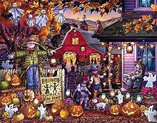 Vermont Christmas Company Halloween Barn Dance