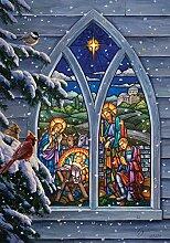 Vermont Weihnachten Company Licht von innerhalb