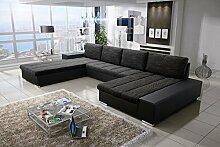 Verona 3 U Couchgarnitur Couch Sofagarnitur