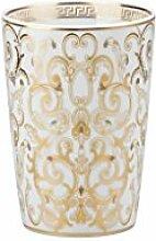 Versace Becher ohne Henkel H. cm 12. Medusa Gala