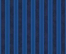 Versace Designer Barock Tapete Home Collection 935691 Jugendstil Vliestapete Vlies Tapete Streifen Blau