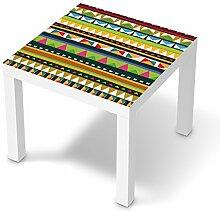 Verschönerung für IKEA Lack Tisch 55x55 cm |