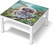 Verschönerung für IKEA Lack Tisch 78x78 cm  