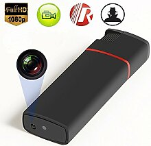 Versteckte Spion Kamera HD 1080P Feuerzeug USB DVR