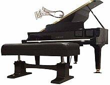 Verstellbare Klavierbank mit pneumatischem