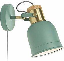 Verstellbare Kreative Metallwandlampe Schlafzimmer