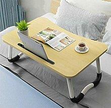 Verstellbarer Laptop-Betttisch, Stehpult für Bett