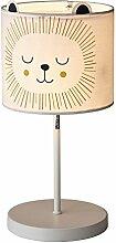 Vertbaudet Nachttischlampe für Kinderzimmer Löwe