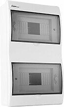 Verteilerkasten Rn 16 (N+PE) AP 16 module Aufputz Sicherungskasten Rn16 7.4 0585