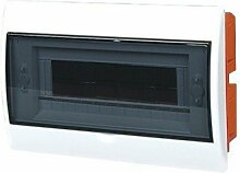 Verteilerkasten Rp 12 (N+PE) UP 12 Module Unterputz Sicherungskasten Rp12 8.3 0523