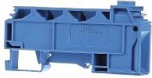 Verteilerklemme 0,2-10mmq blau 284-624,Elektroinstallation,WAGO Kontakttechnik,284-624,4045454282578