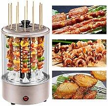Vertikal Elektro BBQ Kebab Grill Maschine