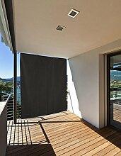 Vertikaler Sonnenschutz Balkonsichtschutz Sonnensegel Quadrat Rechteck Windschutz Sichtschutz