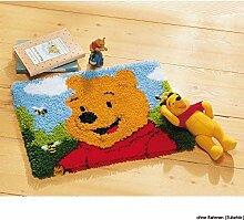 Vervaco Knüpfteppich Winnie The Pooh