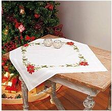 Vervaco PN-0013213 Decke 377 Weihnachtsstern