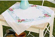 Vervaco PN-0146535 Decke Blütenzauber, rosa